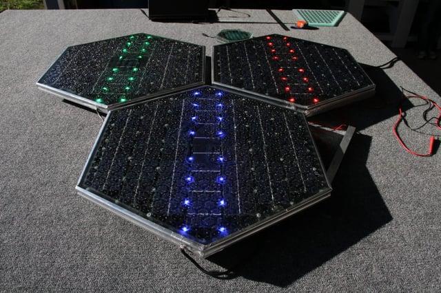 Image Credit: Solar Roadways