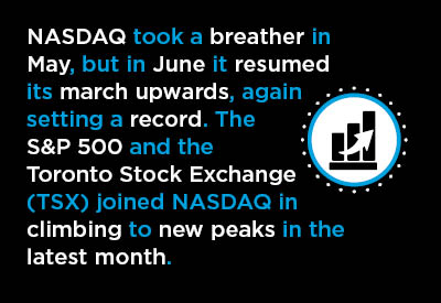 What are the Stock Markets Saying? Investor Confidence is Riding High Text Graphic