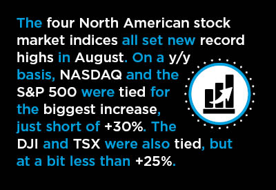 Stock Markets Speed Along, Oblivious to Blind Spots Text Graphic