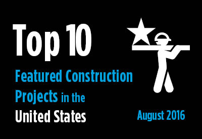 2016 09 19 Top 10 US Projects August 2016