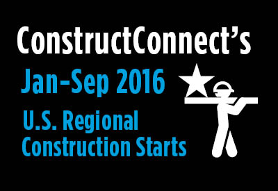 2016-11-02-First-Three-Quarters-2016-US-Regional-Construction-Starts-Graphic