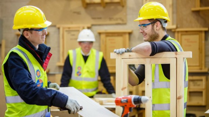 Lack of Vocational Training Leads to Construction Labor Shortage