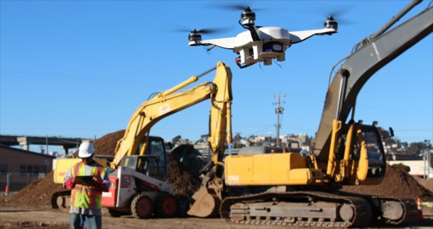 Robots Are Coming to the Construction Site