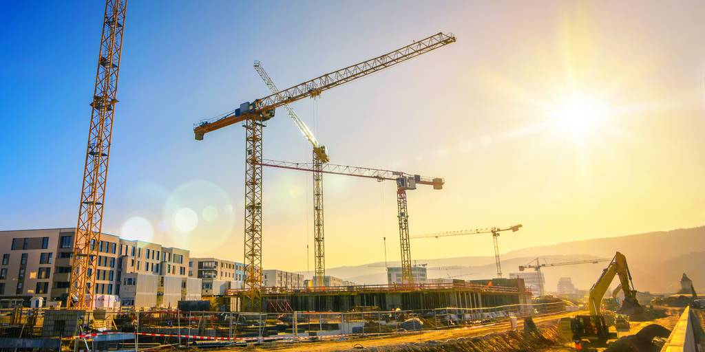 The Construction Industry's Rocky Road to Recovery