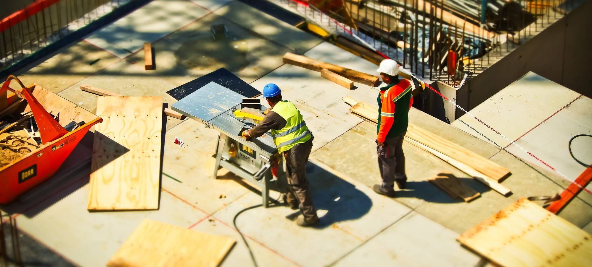 5 Safety Construction Tips for Your Workers' Well-Being