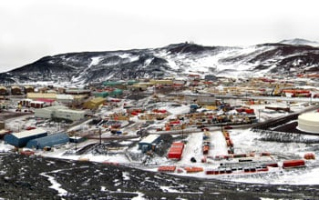 Extreme Construction: Building in Antarctica