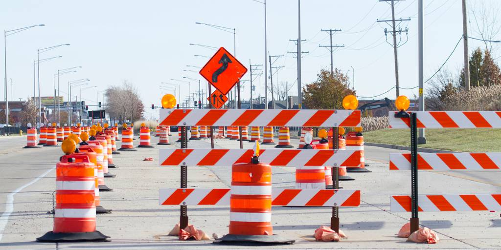 4 Tips for Ensuring Work Zone Traffic Safety
