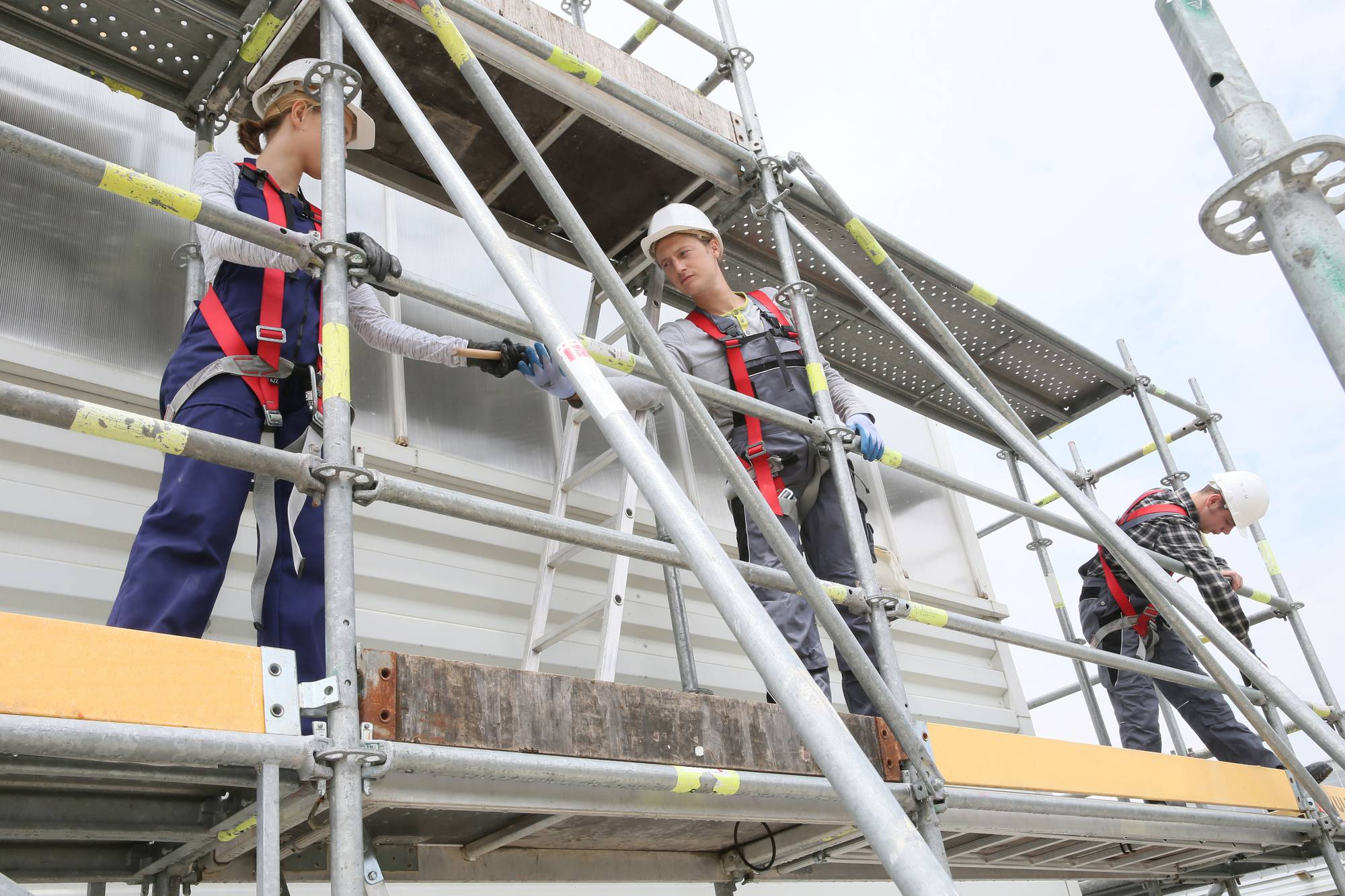 The Do's & Don'ts of Scaffold Safety in Construction