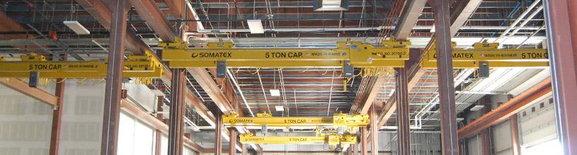 5 ton crane