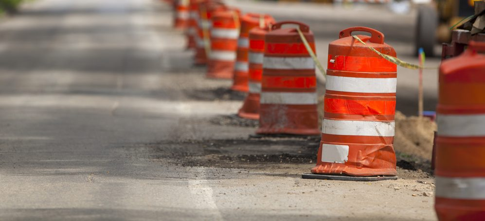 10 Road Construction Work Zone Safety Tips