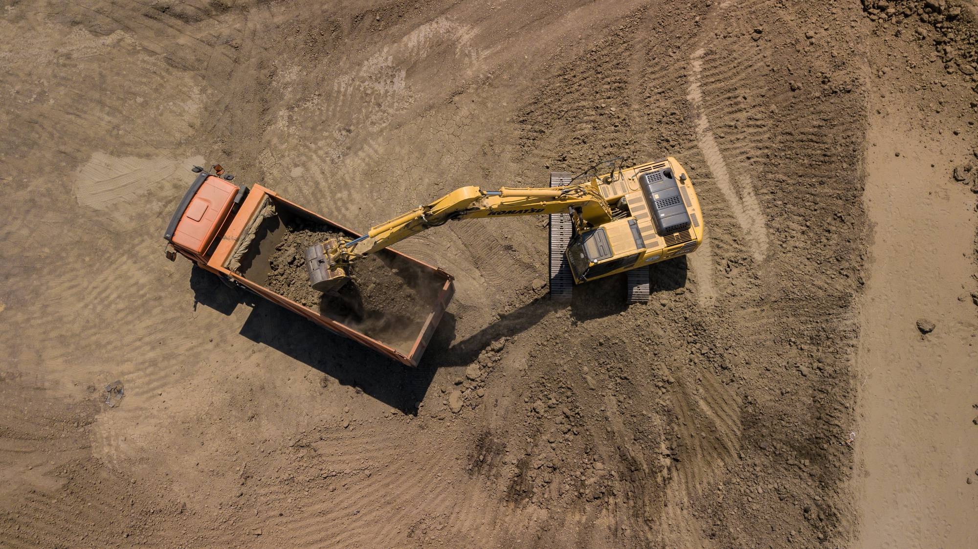 The Future of Autonomous Construction Equipment